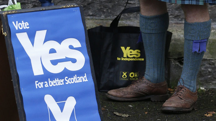 60 percent of Scots want independence referendum before 2025 – survey