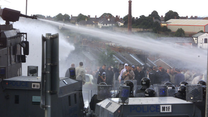 Water cannons won't be used to control UK rioters, says Home Secretary