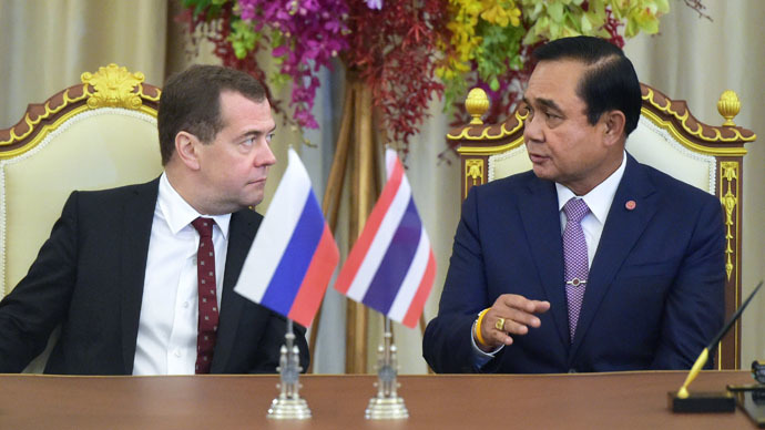 Thailand to apply for free trade zone with EEU by 2016 - minister