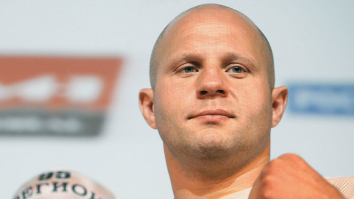 MMA legend Fedor Emelianenko announces he is returning to the ring