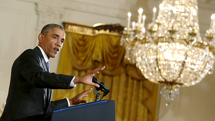 Obama calls Iran deal 'historic chance to pursue a safer and more secure world'