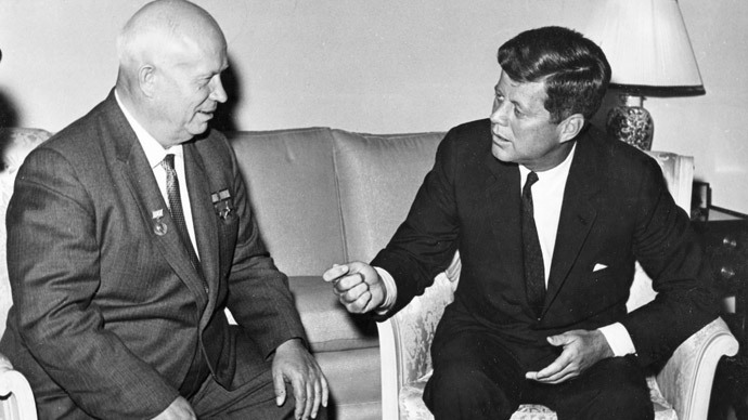 Interpreter of Khrushchev's 'We will bury you' phrase dies at 81