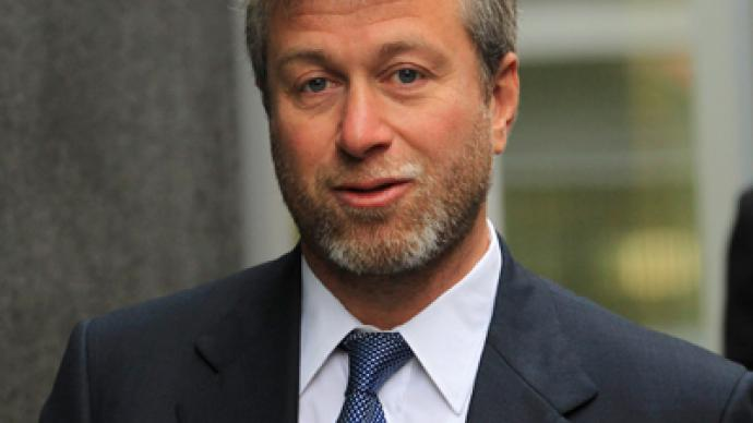 Abramovich eyes Russian gold