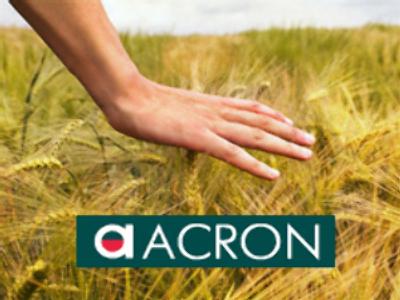 Acron posts 9M 2008 Net Profit jump of 228%
