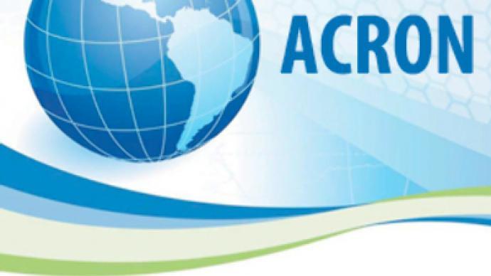 Acron posts FY 2008 Net Profit of 9.89 billion Roubles