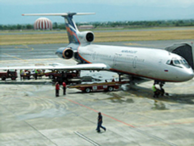 Aeroflot calls for duties on jet fuel exports