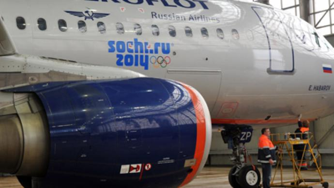 Aeroflot ranked among World's top ten carriers