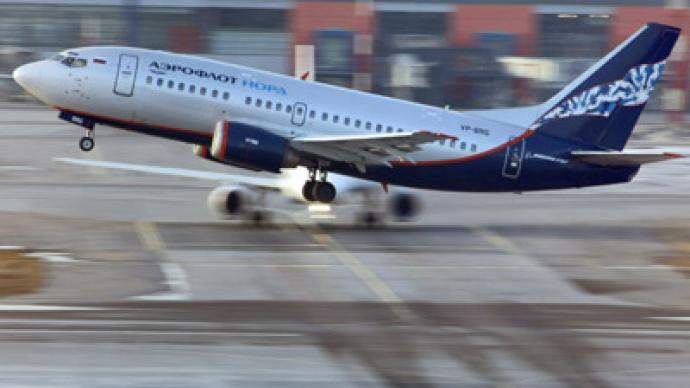 Aeroflot's plans for low cost airline in Russia needs new legislation