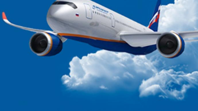 Aeroflot posts FY 2009 net profit of $86 million