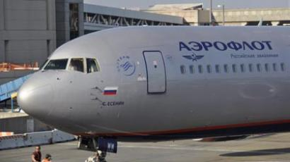 Aeroflot wants Sheremetyevo airport chief fired over flight delays