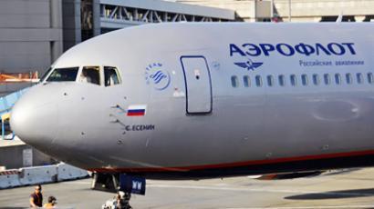 More passengers send Aeroflot revenue skyward