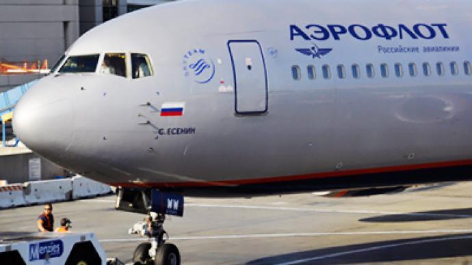 Aeroflot sold Nordavia