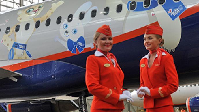 Aeroflot will sponsor Russia's CSKA football club