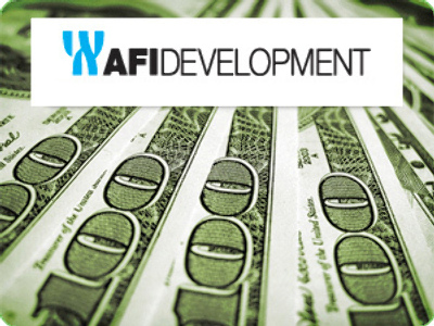 AFI development posts $108 million loss for FY 2008.