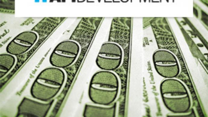 AFI development posts $108 million loss for FY 2008.