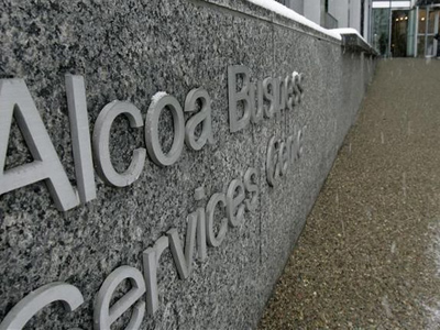 Alcoa sees its 1H earnings drop 81% amid weak global demand