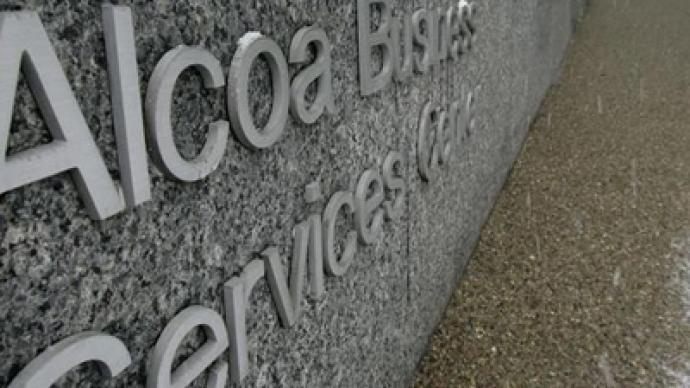 Alcoa sees its 1H earnings drop 81% amid weak global demand