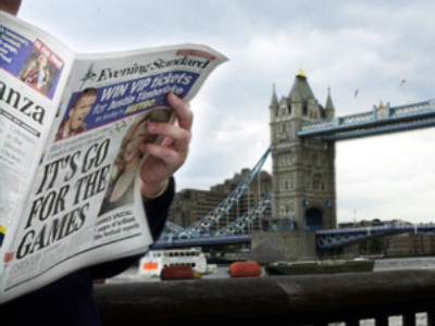 Aleksandr Lebedev bids for controlling stake in London Evening Standard