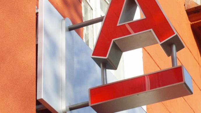 Alfa-Bank posts FY 2010 net profit of $553 million