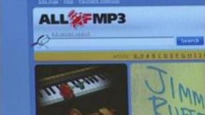 Allofmp3.com site owners sued for intellectual piracy