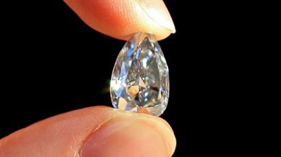 $1mln diamond found in Russia