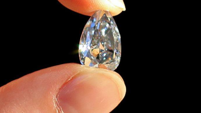 Alrosa Diamonds not so shiny for Europe
