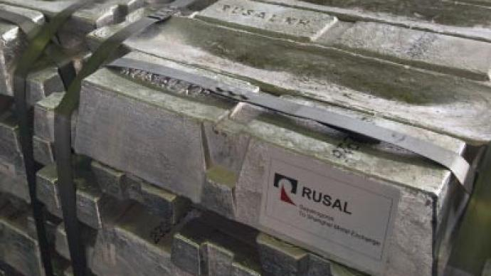Demand for aluminium buffers RUSAL's profits