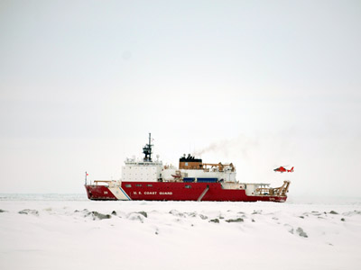 Italy gets oil deal to explore Russian arctic