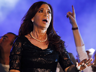 'Victorious decade': Argentina marks ten years of Kirchner family rule (PHOTOS)