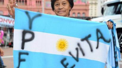 IMF censures Argentina for dodgy economic data, threatens sanctions