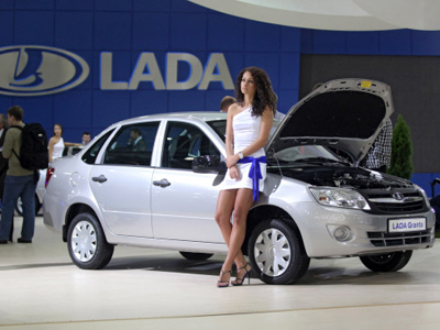 AvtoVAZ's annual report says Renault got €49 million from the company in 2011