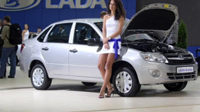 Lada speaks louder to Russian buyers