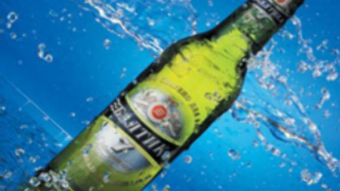 Baltika brews 9M 2008 Net Profit increase