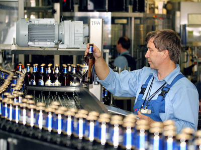 Baltika posts FY 2010 net profit of 19.2 billion Roubles