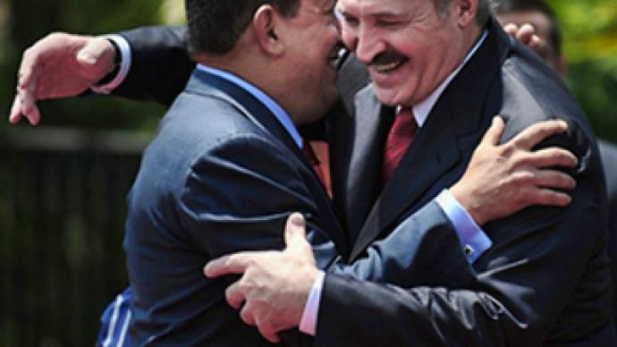 Belarus and Venezuela reach agreement on oil shipments