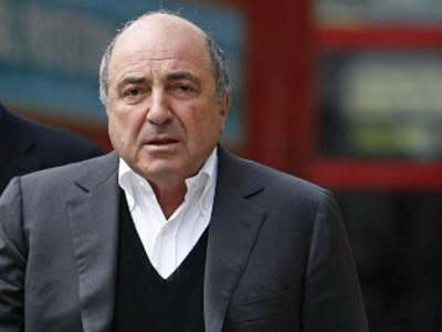 Berezovsky makes peace with former rivals