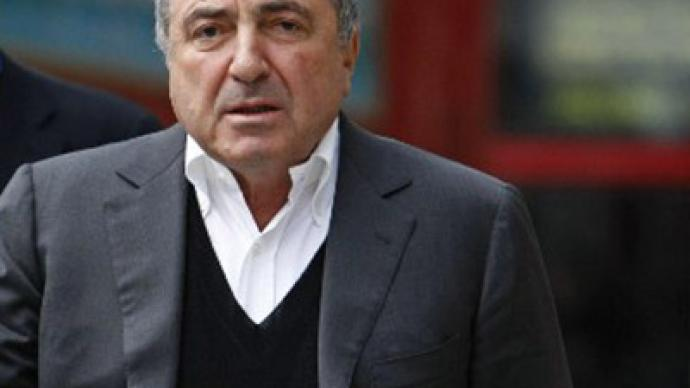 Oligarch blues: Berezovsky allegedly broke after legal defeats