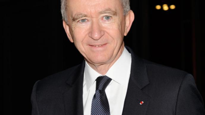 Europe's richest man Bernard Arnault may not get Belgian citizenship