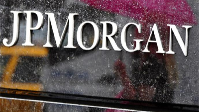 JP Morgan may lose $9 billion