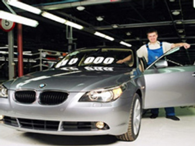 BMW finds Russian product top class