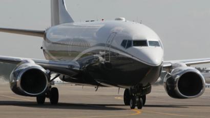 Not in (that part of) Kansas anymore: Too-big-to-leave jet mistakenly lands at tiny airport