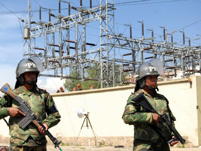 Domino effect: Bolivia seized power grid from Spanish company