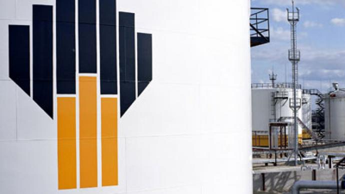 BP and Rosneft sign major agreement on sale of 50% stake of TNK-BP to Rosneft