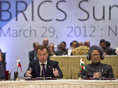 BRICS agree to local currency credits to ease dollar dependency