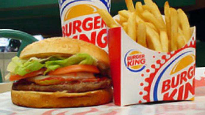 Burger King opens up in battle for Russian burger aficionados
