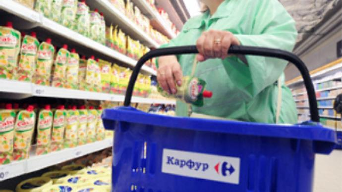 Carrefour opens up in Moscow for the longer term