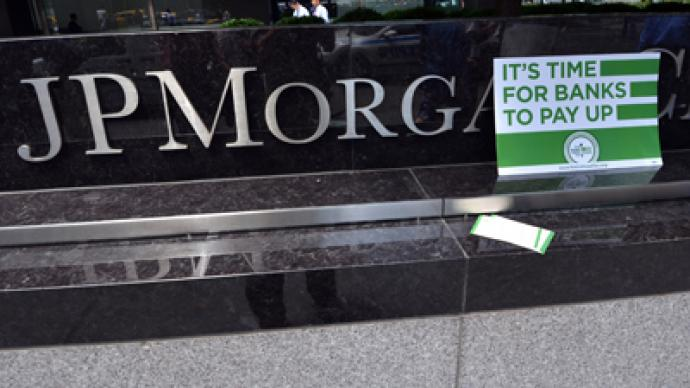 JPMorgan Chase admits $4.4 bln loss