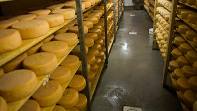 Cheese makers look for further market support