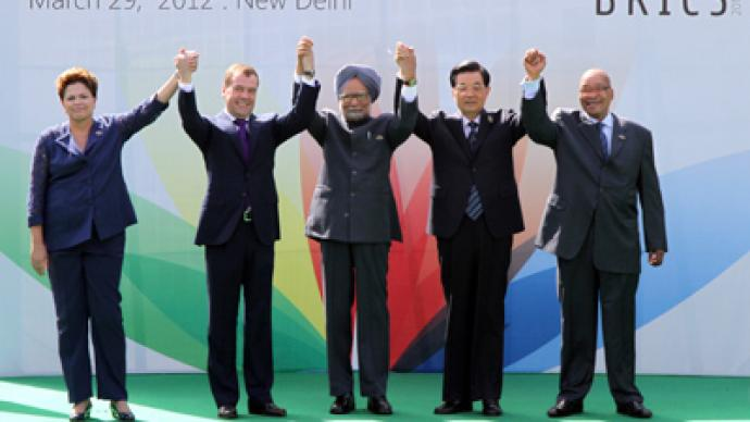 Global economy needs BRICS, Greece 'dispensable'