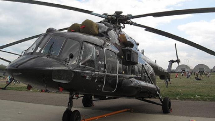 China buys Russian military helicopters for $1.3bln